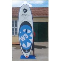 Wholesale Inflatable Windsurf Board Wtih Customized Pad , Environment Concerned Kids Paddle Board from china suppliers