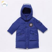 Best Selling Items Trench Best Designer Filled Children's Feather Down 4t Winter Coat Kids Jacket Boy for sale