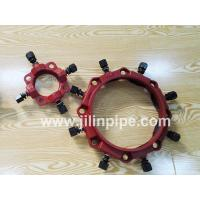 Wholesale Ductile iron pipe fittings, uni-flange from china suppliers