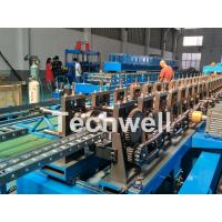 Wholesale Cold Rolling Forming Machine Cable Tray Manufacturing Machine Iron Casting Forming Structure from china suppliers
