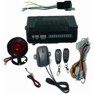 Car alarm system Remote kill / keyless entry