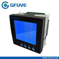 Amp Electrical Data Logger : Fu a multifunction power meter with data logger rj
