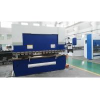 Buy cheap Automatic CNC Press Brake Steel Plate Bending Machine ISO 9001 Certification from Wholesalers