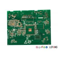 Wholesale Rigid Double Sided Printed Circuit Board Pcb Double Layer for Automotive Components from china suppliers