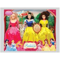 Buy cheap Barbie doll with Snow White ,Convenient to Carry from wholesalers