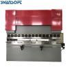 WC67Y-160/6000 Servo Motor Press Brake E21 Controller Hydraulic Press For Sheet Metal Bending for sale