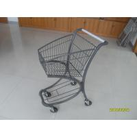 Wholesale Free Duty Shop 40L Supermarket Shopping Carts , Airport Shopping Trolley from china suppliers