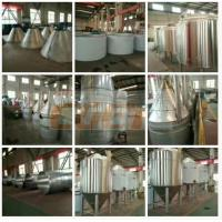 China 20 Bbl Fermenter Stainless Steel Tank Industrial Beer Brewing Equipment on sale