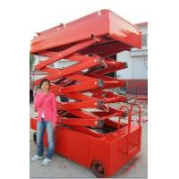 self-propelled electric lift table for sale