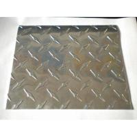 Buy cheap diamond aluminum tread  plate from wholesalers