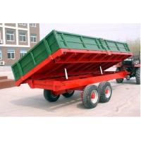 Wholesale China Coal 8T three-way dumping agriculture tractor trailer from china suppliers