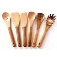 Wholesale Wooden Spoons and Spatula 12 inch Cooking Utensils tools from china suppliers