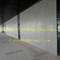 Wholesale aluminum soundproof perforated metal acoustic wall panel malaysia from china suppliers