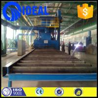 Quality Hot sale long service life environmental safety shot blasting machine for sale