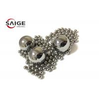 Wholesale 1/ 8  To 3 / 4 Chrome Steel Balls Grade 10 - 1000 Excellent Wear Characteristics from china suppliers