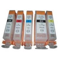 China Refillable Ink Cartridge for Canon 520/521 on sale