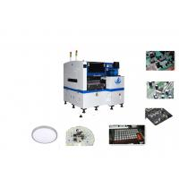 China 0.2mm Components Speed SMT LED Production Line LED Bulb Mounter HT-E5D 380AC 50Hz for sale