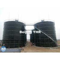 Wholesale Cow Dung Biogas Digester 3 - 13 Mm Panel Thickness 100% Gas Tight Roof from china suppliers