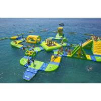 Wholesale 65 Man Inflatable Theme Park For Family Amusement 10 Ft Height from china suppliers