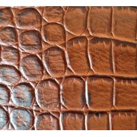 Wholesale Genuine Leather Handfeeling PU Coated Leather with Good Elastic, Anti-Mildew from china suppliers