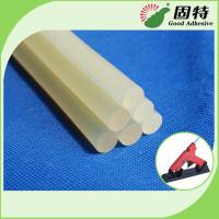 China EVA General Purpose White Semi-Transparent Hot Melt Glue Stick For Sealing , Hard Crafts on sale