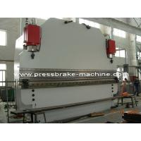 Buy cheap Plate Processing CNC Hydraulic Press Brake  600 T Pressure CE Certified from Wholesalers