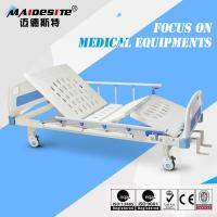 Wholesale Classic Design Mechanical Hospital Bed , Hospital Adjustable Beds For Seniors from china suppliers