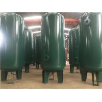 Wholesale 40 - 120 Gallon 10 Bar Air Compressor Receiver Tank With Double Sided Welding from china suppliers