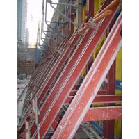 Single-side Bracket Concrete Wall Formwork for concreting retaining wall for sale