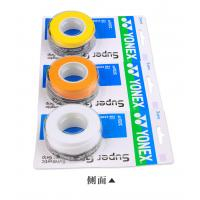 Wholesale Yonex AC102c 108 super grap synthetic over grip many clours for standard and long racquet from china suppliers