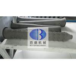 China RBSIC / SiSiC Silicon Carbide Tube 700mm Length For Kromschroder Burner for sale