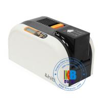 Wholesale Dye sublimation  CR80 white pvc card print Hiti cs200e  plastic id card printer from china suppliers