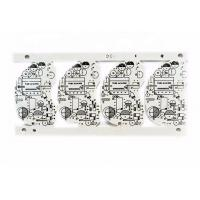Wholesale 0.5-3.0mm Thickness SMD LED PCB Board , FR4+AL PCB Single Layer Board from china suppliers