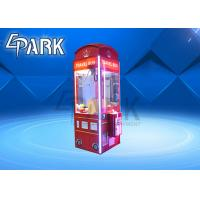 Quality Big Mall Adult Doll Arcade Crane Game Machine / Plush Toys Crane Vending Machine for sale