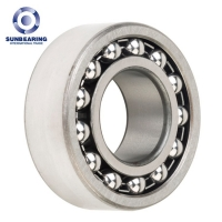 Buy cheap 1311 Self-Aligning Ball Bearing 55*120*29mm from wholesalers