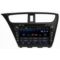 Wholesale Ouchuangbo Pure Android 4.4 GPS Navigation Stereo System for Honda Civic 2014 DVD 3G Wifi from china suppliers