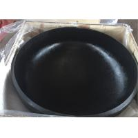 China Welding Connection Carbon Steel Pipe Cap Forged Round Shape A420 WPL6 on sale