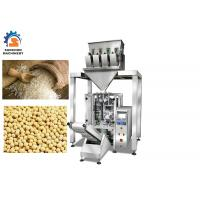 Wholesale CE Vetical Sugar / Seed Packaging Machine With 4 Heads 1000ML Volume from china suppliers
