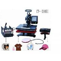 Buy cheap 8 in 1 Multifunctional Heat Transfer Pressing Machine (CY-S1) from wholesalers