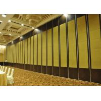 Movable Office Partition Walls ,  Aluminum Sound Proof Doors Panel for sale
