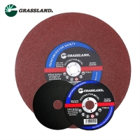 Wholesale Grit 60 4-1/2 In X 1/16 In X 7/8 In Aluminium Cut Off Disc For Hardened Steel from china suppliers
