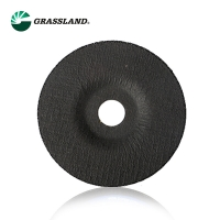 Wholesale Grassland 5 Inch 125mm Stainless Steel Inox Grinding Discs from china suppliers