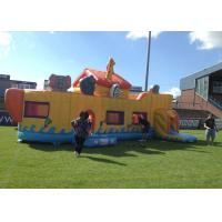 Noah ' S Arc Activity Animal Commercial Inflatable Toddler Playground Amazing And Huge