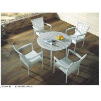 Wholesale China pe rattan outdoor restaurant table chair furniture sets from china suppliers