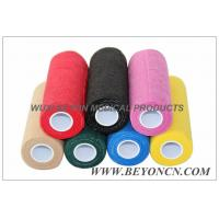 Quality Self-adhesive Flexible Wrap Non Woven Bandage For Big Animal Equine Horse for sale