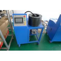 Buy cheap Rubber and Steel Material Hydraulic Hose Crimping Machine Air Suspension Parts from wholesalers