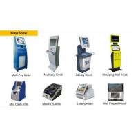 Wholesale Professional Solution Supplier Self Service Kiosk Terminal Machine Used For Bank, Hotel, Traffic, Medical from china suppliers