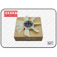 Buy cheap 8981901481 8-98190148-1 Cooling Fan for ISUZU FRR 4HK1 / Isuzu Engine Spare Parts from wholesalers