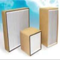 Wholesale Mini-pleat V-shape air filter from china suppliers