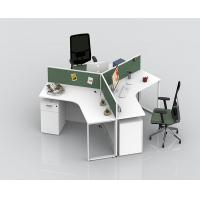 Wholesale Office Stand Computer Partition Workstation Tables With Cabinets Height Adjustable from china suppliers